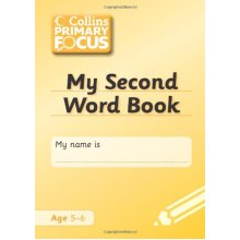 Collins Primary Focus – My Second Word Book: Spelling