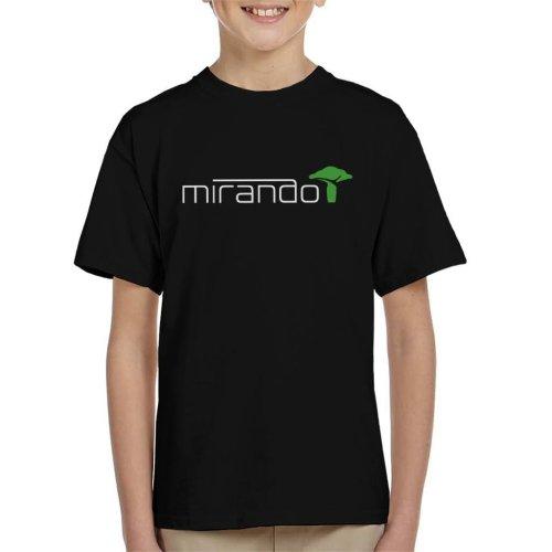 Mirando Logo Okja Kid's T-Shirt