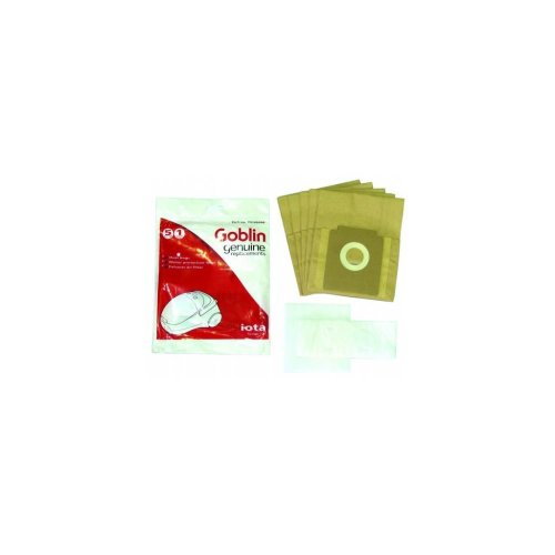 Goblin Vacuum Cleaner Paper Bag and Filter Kit