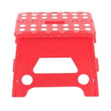Creative Plastic Foldable Step Stool Portable Folding Stools Stepstool for Kids & Adults, No.8