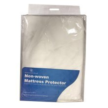Non Woven Mattress Protector Fitted Bed Cover Non-Allerganic