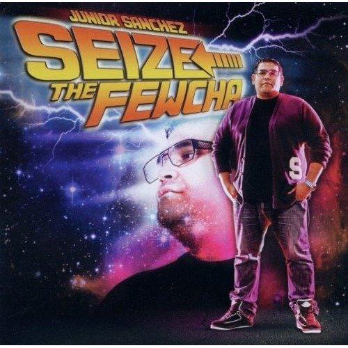 Junior Sanchez - Seize the Fewcha [CD]