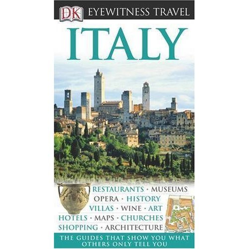 Italy (DK Eyewitness Travel Guide)