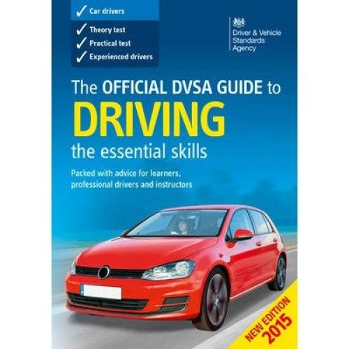 The Official Dvsa Guide to Driving 2014
