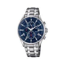 Festina F6853/3 Men's Quartz Chronograph Stainless Steel Strap Watch