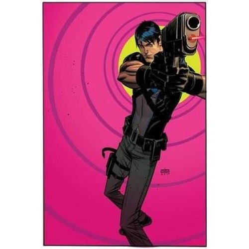 Grayson: Agents of Spyral Vol 1
