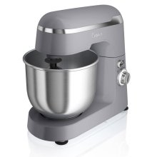 Swan Retro Stand Mixer with Bowl 4.5 Litre 600 Watt - Grey (SP25010GRN)