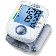 Beurer Wrist Blood Pressure Monitor BC44 White 659.05