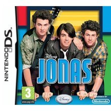 DISNEY JONAS BROTHER NINTENDO DS