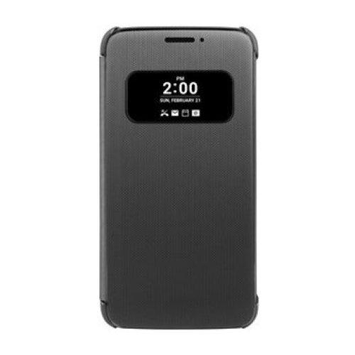 "LG CFV-160.AGEUTB 5.3"" Mobile phone folio Black mobile phone case"