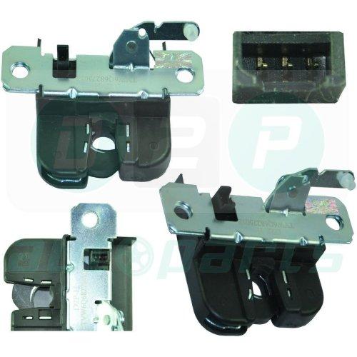 TAILGATE BOOT LOCK LATCH CATCH MECHANISM FOR SEAT LEON MK1 IBIZA MK4 NEW BEETLE