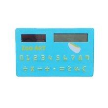 2Pcs Lovely Solar Calculator Special Pocket Calculator