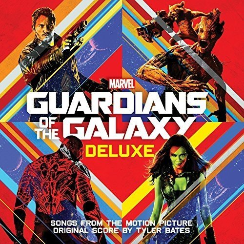 Guardians of the Galaxy | Deluxe CD Album