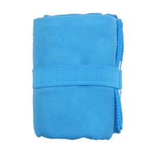 Fast Drying Beach Swimming Towel Bath Travel Sports Towels Absorbent - Blue