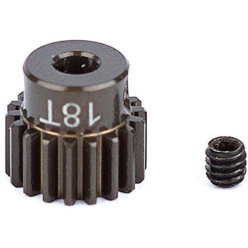 Team Associated 1336 Factory Aluminum 18T 48P 1/8 Shaft Pinion Gear