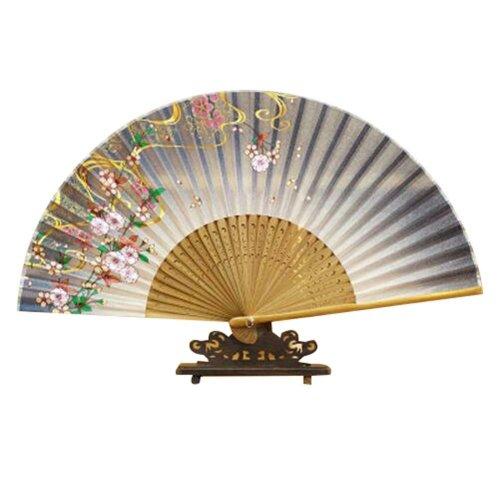Handheld Fan Portable Folding Hand Fan Bamboo Handmade Fan Classical Fan