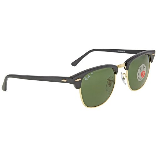 Ray-Ban Clubmaster Classic Sunglasses - RB3016-901/58-49