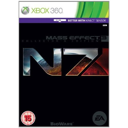 Mass Effect 3: N7 Collector's Edition (Xbox 360)