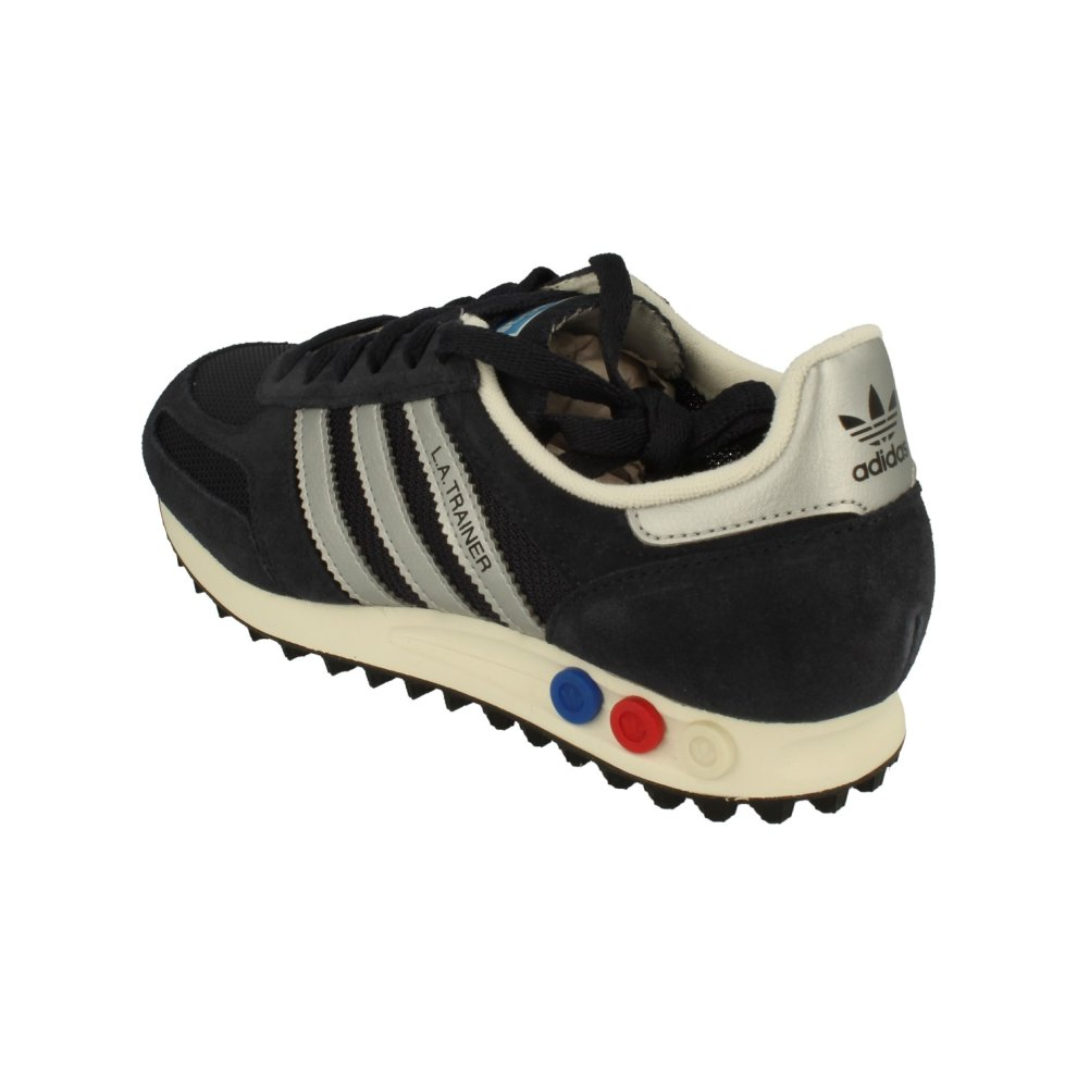 30bc0485511a6 ... Adidas Originals La Trainer Og Mens Running Trainers Sneakers - 1 ...