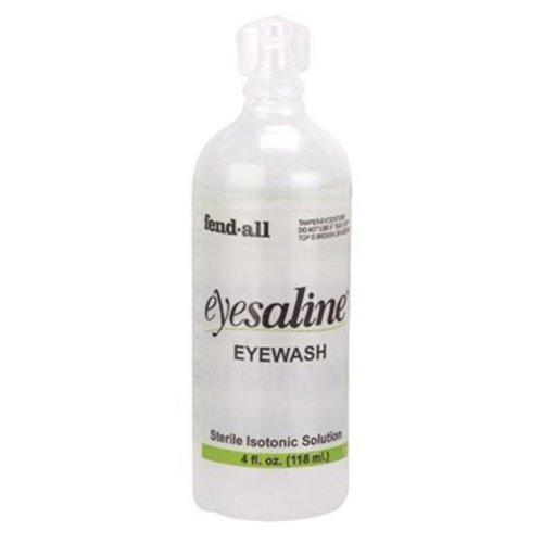 Sperian Emergency Eyewash 203-32-000451-0000 1 Oz. Eyewash Sterile Bottled Personal Eyewash